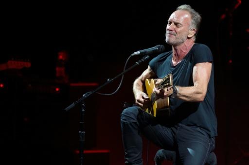 Sting en ouverture de la 42e édition du festival Jazz in Marciac