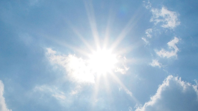 Le record de température d'hier passe du côté wallon: 40,2° à Liège