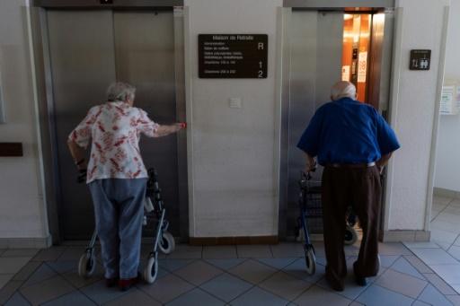 Dépendance: il pourrait y avoir 4 millions de seniors en perte d'autonomie en 2050