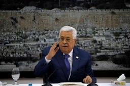 L'Autorité palestinienne va cesser de respecter les accords avec Israël, annonce Abbas