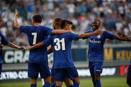 Europa League - 2e tour de qualification (aller): La Gantoise aligne et concède des buts face à Viitorul