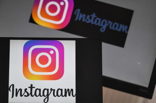 Sur Instagram, les
