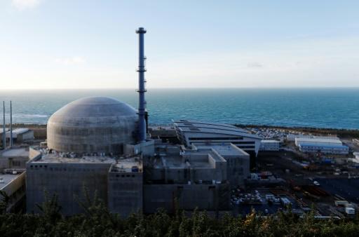 EDF: la mise en service de l'EPR de Flamanville