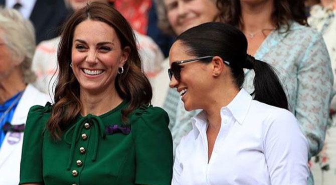 Kate Middleton et Meghan Markle réconciliées? La naissance d'Archie les a rapprochées