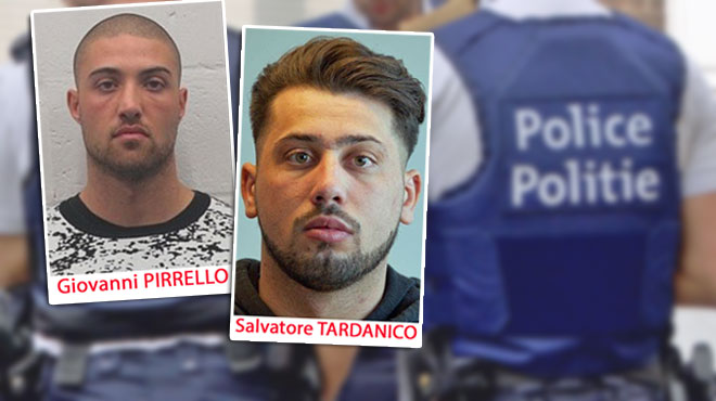 La police recherche ces deux individus pour des vols avec violence: les avez-vous vus?
