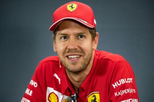 GP de F1 d'Allemagne: Vettel le plus rapide des essais libres 1