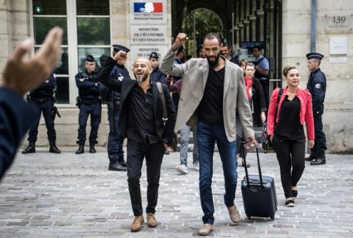 Marseille: l'inspection du travail refuse le licenciement du leader du combat des