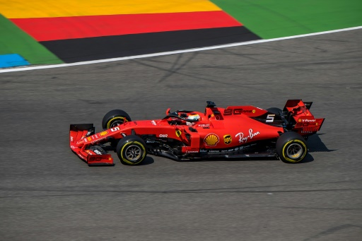 GP de F1 d'Allemagne: Ferrari, une domination en trompe-l'oeil
