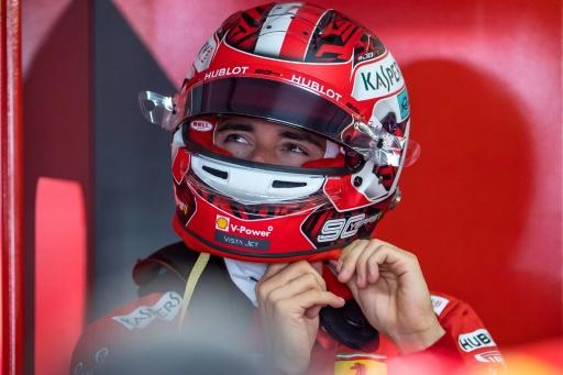 GP de F1 d'Allemagne: Ferrari, avec Leclerc, domine encore les essais libres 2
