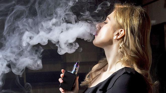 Cigarettes électroniques: