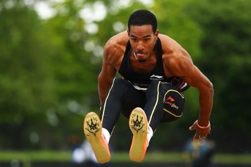 Athlétisme: Taylor rêve d'un record du monde de triple saut aux JO