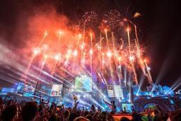 Dimitri Vegas & Like Mike au Suikerrock une heure après leur passage à Tomorrowland