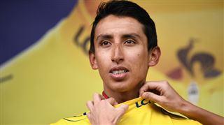 Tour de France- Egan Bernal troisième vainqueur le plus jeune de l'histoire