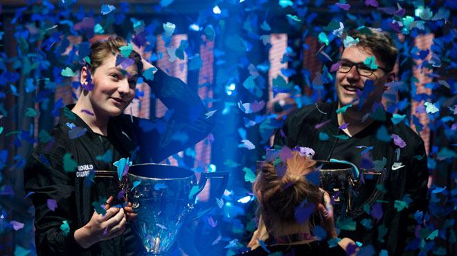 16 ans, gamers et millionnaires : ces deux ados viennent de gagner la première Coupe du monde de Fortnite