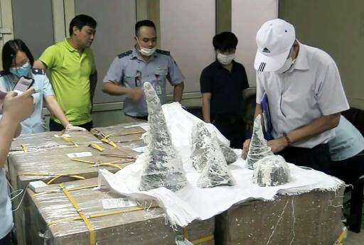 Vietnam: saisie de 125 kilos de corne de rhinocéros