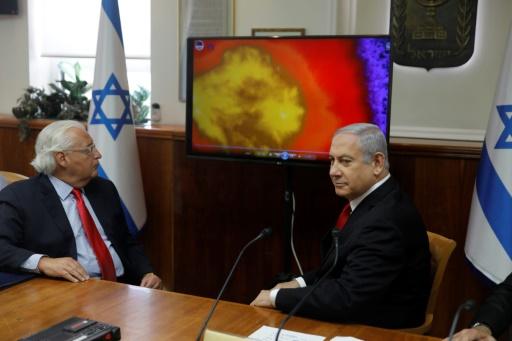 Israël annonce avoir testé avec succès un système antimissiles de longue portée aux Etats-Unis