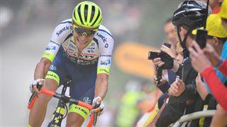 Le Belge Xandro Meurisse, une des révélations du Tour de France, se confie- Un bête escalier me coûte le top 20