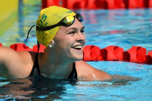 Dopage: la nageuse australienne Shayna Jack, contrôlée positive, clame son innocence