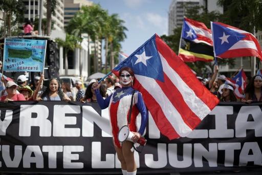 Porto Rico: la gouverneure nommée décline le poste