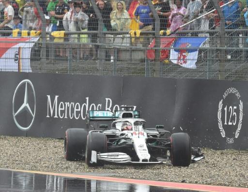 GP de F1 d'Allemagne:
