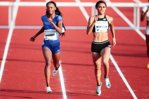 L'Américaine Dalilah Muhammad bat le record du monde du 400 mètres haies