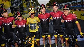 Tour de France- jackpot pour Ineos, les équipes belges au top
