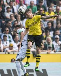 Thorgan Hazard manque l'entraînement avec le Borussia Dortmund