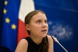 Greta Thunberg se rendra en bateau aux Etats-Unis