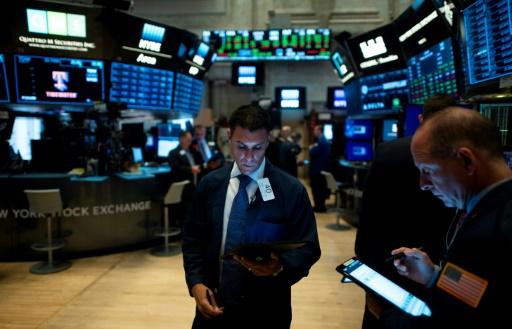 Wall Street, en attendant une réunion de la Fed, termine sans direction