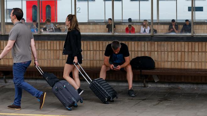Des travaux sur le rail prévus cet automne: la SNCB craint des répercussions pour de nombreux navetteurs