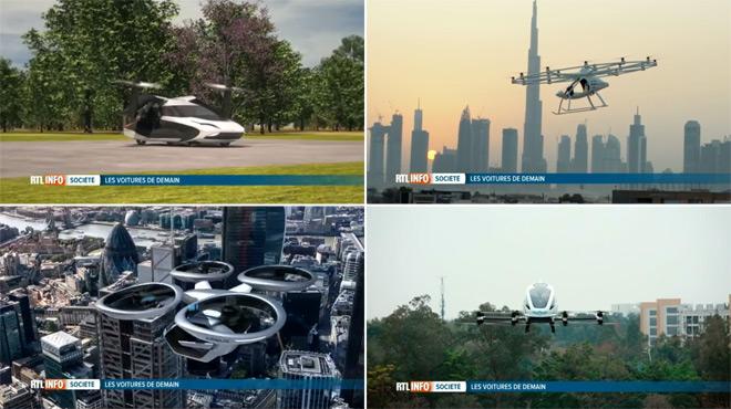 Voici à quoi devraient ressembler les voitures du futur
