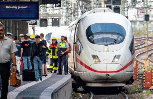 Enfant poussé sous un train en Allemagne: le suspect était recherché en Suisse