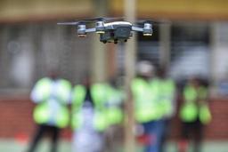 La police côtière investit 80.000 euros dans des drones