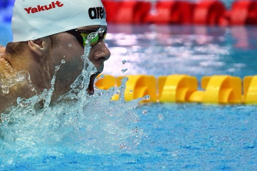 La nageur hongrois accusé de harcèlement sexuel autorisé à quitter la Corée du Sud