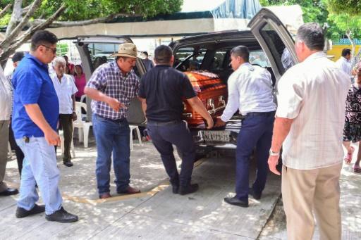 Mexique: septième meurtre d'un journaliste depuis le début de l'année