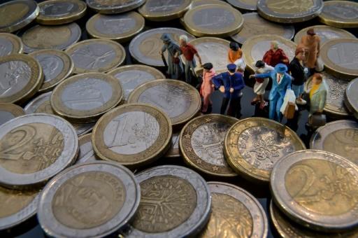 Zone euro: la croissance ralentit au deuxième trimestre
