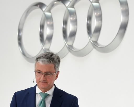 Dieselgate: l'ex-patron d'Audi jugé pour