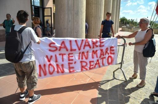 L'UE annonce un accord pour la prise en charge des 131 migrants du Gregoretti