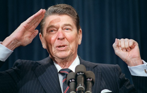 Des remarques racistes de Reagan lors d'une conversation avec Nixon publiées