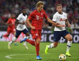 Les Belges à l'étranger - Tottenham et ses Belges battent le Bayern et remportent l'Audi Cup