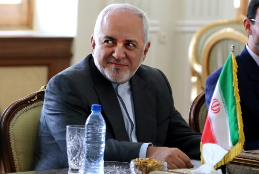 Washington impose des sanctions au chef de la diplomatie iranienne
