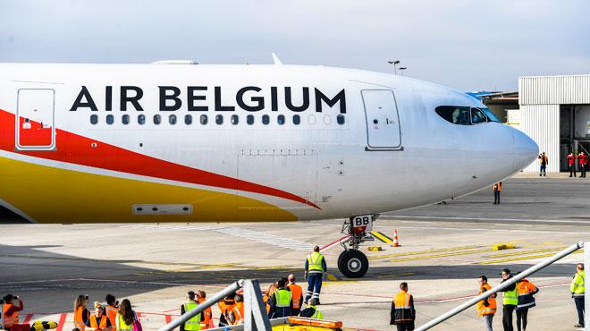 En pleine expansion, Air Belgium enregistre une perte de 18 millions d'euros en 2018