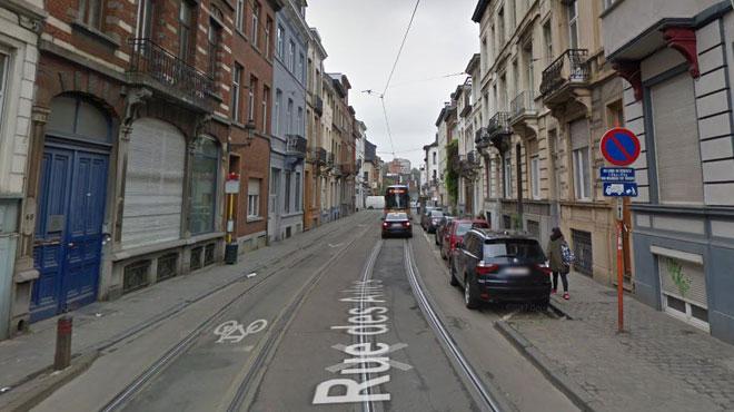 Un homme avait tenté d'échapper à un incendie en sautant par la fenêtre de son appartement à Schaerbeek: il est décédé