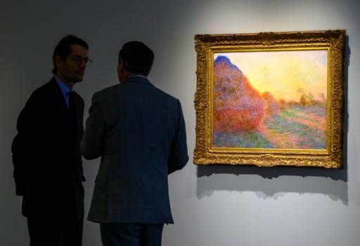 De Monet à Kaws, les dix artistes record du premier semestre 2019