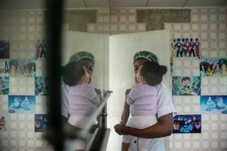 Nés des viols en Libye, les enfants sans nom du Nigeria