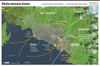 Ebola- des épidémies à répétition en Afrique
