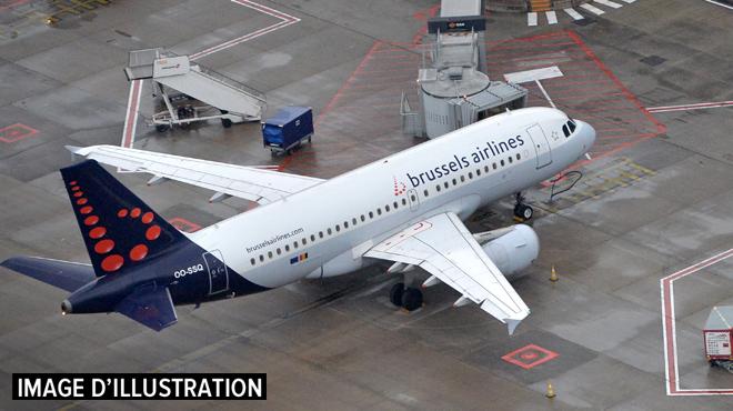 Un avion de Brussels Airlines, qui se dirigeait vers le Burkina Faso, a dû faire demi-tour