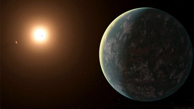 Des astronomes découvrent une planète potentiellement habitable:
