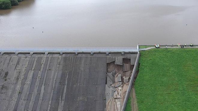 Un barrage menace de s'effondrer en Angleterre: une ville entière évacuée
