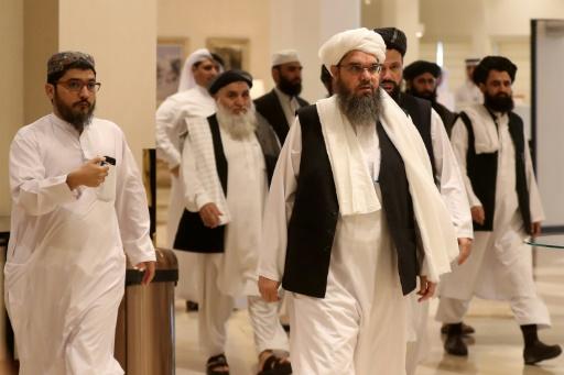 Accord de paix et retrait partiel américain se rapprochent en Afghanistan (presse)